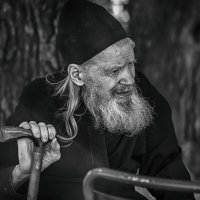 старец :: Елена Яковлева