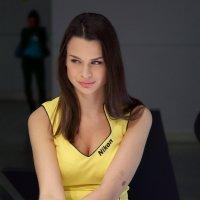 Сегодня я представительница фирмы :: Олег Лукьянов