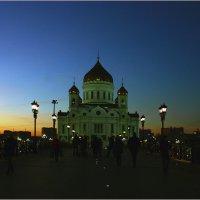 На закате... :: Olenka