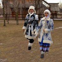 Барышня и кавалер :: Владимир Болдырев