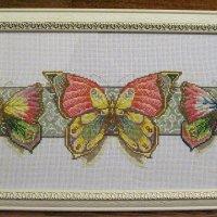 Бабочки летают.... :: Людмила Грибоедова