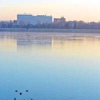 Отель Иркутск :: Алексей Белик