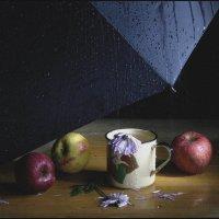 Дождь... :: Валерия  Полещикова