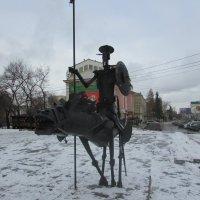 Дон Кихот :: раиса Орловская