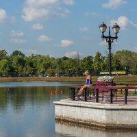 На плотине :: Владимир Лисаев