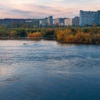 Красноярск. Осень :: Анастасия Ефремова