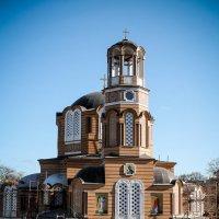 ***Греческий православный храм Благовещения пресвятой Богородицы... :: Allekos Rostov-on-Don
