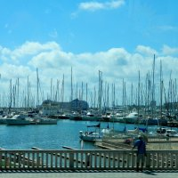 Порт Пальма де Майорка :: Алла Захарова