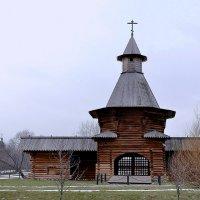 Проходные ворота монастыря. Коломенское :: Владимир Болдырев