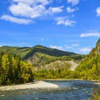 Река Она, :: юрий Амосов