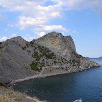 Крым - Новый Свет - Синяя бухта :: - Hombrecillo