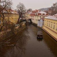 Прага,Чертовка :: Nina sofronova