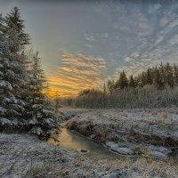 Холодный октябрь :: Андрей Иванов