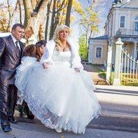 Невеста недовольна. :: Александр Лейкум