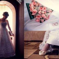 Свадьба Кати и Леши :: Нина Трушкова
