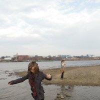 Бегущая по воде :: Святец Вячеслав