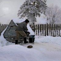 У колодца :: Валерий Талашов