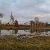 Прекрасна в своем увядании осень :: Татьяна Копосова
