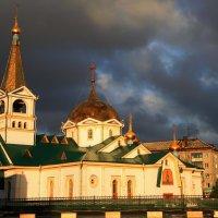 время звонить в колокола :: liudmila drake
