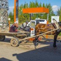 Иван Рочев - Заправка транспорта