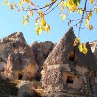 Осень в Каппадокии :: Елена Даньшина
