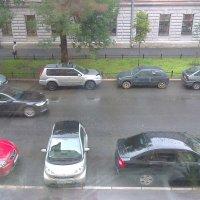 Парковка :: Владимир Федоров