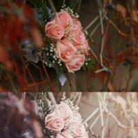 Свадебная фоторетушь :: Мария Буданова