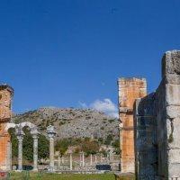 На раскопках в Греции :: Леонид