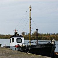 Рыболовное судно. :: Валерия Комова