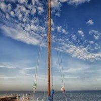 Озерный яхт... :: АндрЭо ПапандрЭо