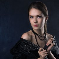 Смешение стилей :: Екатерина Бармина