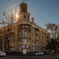 """Дом на """" Чехова """" :: Константин Бобинский"""