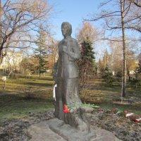 Памятник Анастасии Акатьевне Ларионовой :: раиса Орловская
