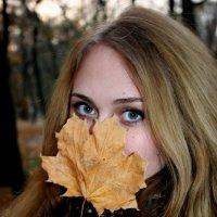 последние листья :: Tatiana Savelchenko