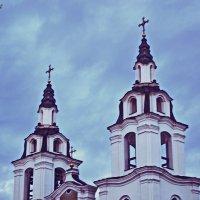 Кафедральны сабор Сашэсця Святога Духа :: Иван Булава