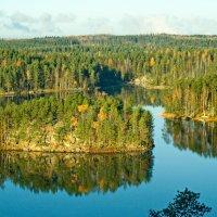Гляжу в озёра синие :: Олег Попков