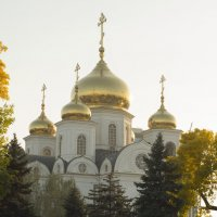 Храм Александра Невского :: Андрей Абраменко