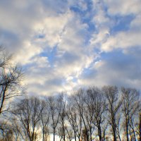 Небо :: Татьяна Калинина