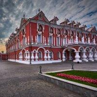 Путевой дворец, Петровский парк, Москва :: Игорь Иванов