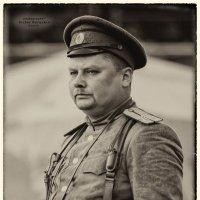 Офицер 1916 года.. :: Виктор Перякин