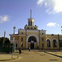 Вокзал :: Миша Любчик