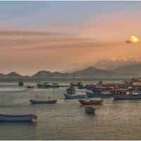 Южно-Китайское море. Фанранг :: Юрий Тараканов