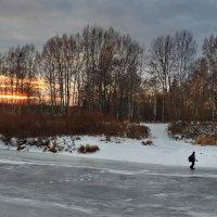 Возвращение с рыбалки :: Валерий Талашов