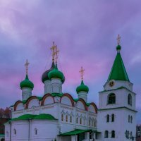 Печерский мужской монастрь -2 :: Александр Ладыгин