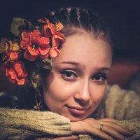 портрет :: julia israphilova