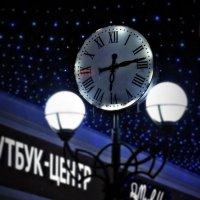 уличные часы. :: Владимир Нефедов