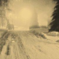 Погода не в настроении! :: Григорий Кучушев