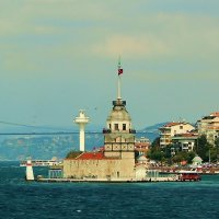 Турция..Девичья  башня.. :: Natalia