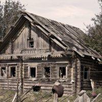 Старый дом. :: Николай Тренин