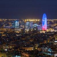 Ночная Барселона :: Максим Апрятин